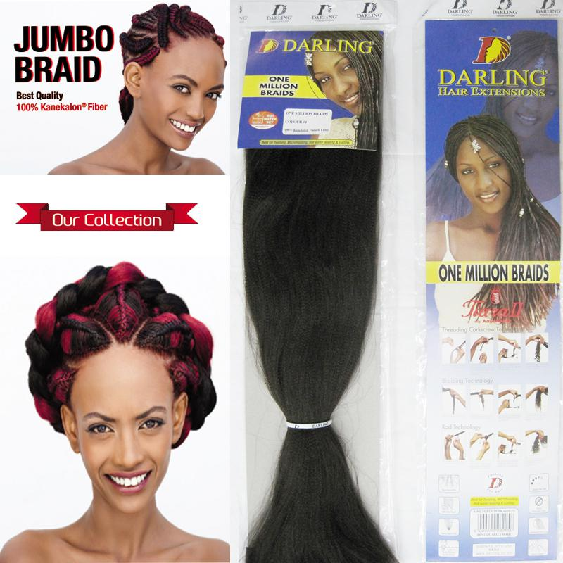 Darling hair extension yaki synthetic xpression hair super jumbo see larger image pmusecretfo Choice Image