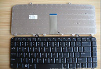 teclado genuino al por mayor-Venta al por mayor - Nuevo teclado original para Dell Inspiron 1318 1400 1420 1520 1521 1525 1526, Vostro 1500, XPS M1330 M1530 Series Laptop Silver