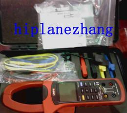 Wholesale Three Phase Power Meter - Digital Three-Phase True RMS Harmonic Analysis Power Clamp Meter Power Factor Tester USB Data Logger UT243