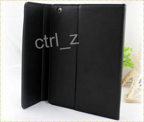 New Holder Stand Leather Case Cover With Wireless Bluetooth 3.0 Silicone Keyboard for Apple iPad 2 3 4 5 Air