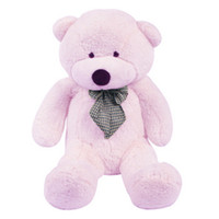 Wholesale Giant Cute Teddy Bear - S5Q Hot Giant Big Cute Plush Teddy Bear Huge Soft Cotton Stuffed Animal Toy Gifts AAABXL