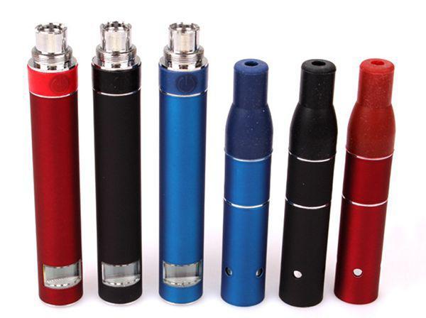 Ago G5 dry herb vaporizer pen vapor Electronic cigarettes kits dry herb atomizer LCD Display Ago G5 pen E Cigarette Various Colors free DHL