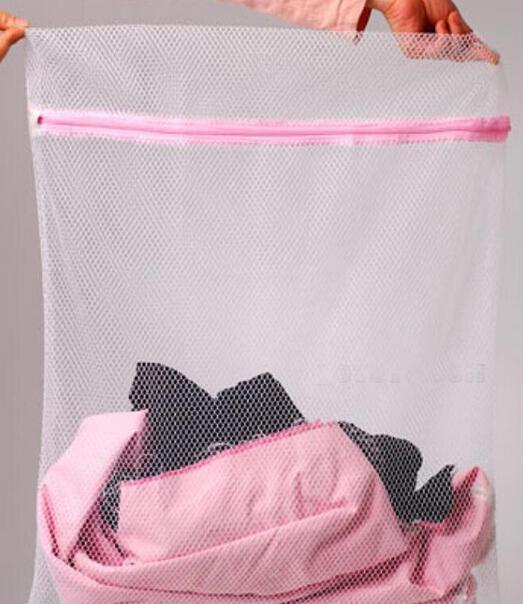 새로운 도착 30 * 40 센치 메터 세탁기 전문 속옷 세척 가방 메쉬 가방 브라 세척 세탁 가방