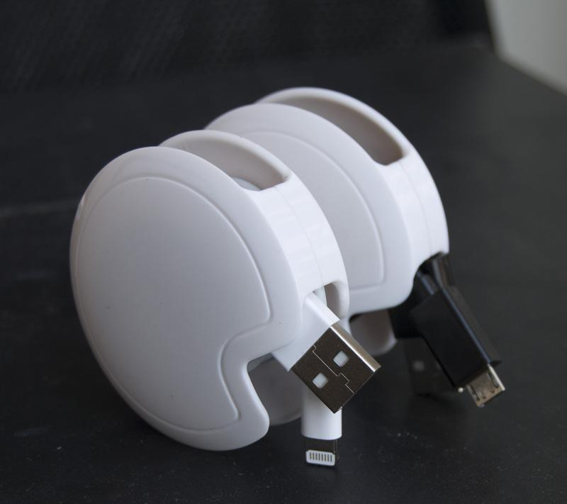 Cable Organizer Automatic Cord Winder Cable Earphone Usb