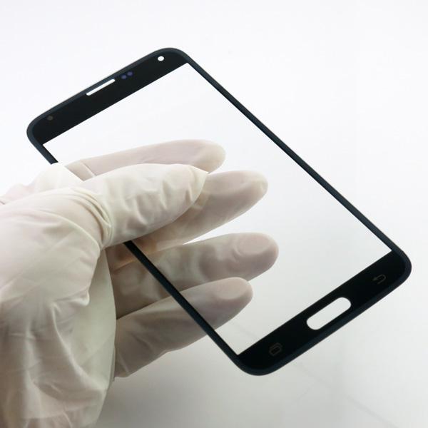 dell'obiettivo Schermo Galaxy S5 vetro Galaxy S5 i9600 di vetro anteriore Samsung sostituzione dello schermo Parte i
