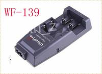 ultrafire wf venda por atacado-UltraFire WF-139 Carregador Rápido Para Todos Os 18650/14500/16340 / CR123A / 10440 3.7 V Bateria De Lítio Recarregável REINO UNIDO DA UE AU cabo plugue