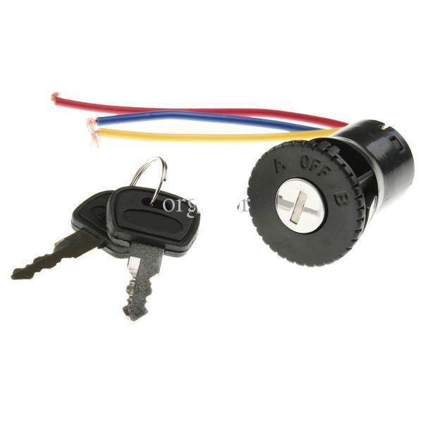 الجملة - التبديل الإشعال مفتاح قفل مجموعة للدراجات البخري ATV الذهاب كارت