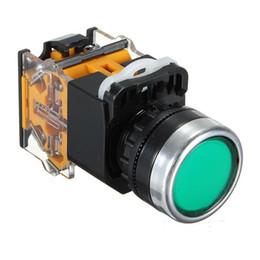 Wholesale Wholesale - Green Push Button Momentary Press Switch Heavy Duty NEW Free Shipping TK0330