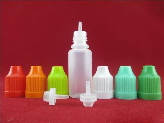 Pe Pe Soft Style Igły butelki 5ml 15ml 20ml 30ml plastikowe butelki kroplowe Dostosowe czapki LDPE E Potomy Pusta butelka FedEx Free
