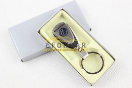 Wholesale Vw Keyrings - 10Pcs Lot Car Keychain Volkswagen Keychain Car Key Ring Keyring Ring Gift For VW free Shipping