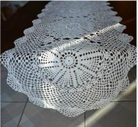 ingrosso corridore bordeaux-2 pz / lotto 40 cm x 120 cm nuovo moda runner per la decorazione domestica copertura del tavolo ovale asciugamano fiori 3d decor ritaglio ritaglio runner copertura