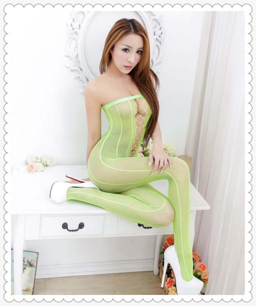 robe pajamas with lace on back for women bodystocking ,sexy japanese