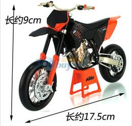 Ingrosso Commercio all'ingrosso - moto giocattolo modello moto Austria KTM 450 SM-R 09 fuoristrada moto modello modello stampo motorbie giocattolo veicoli 1:12