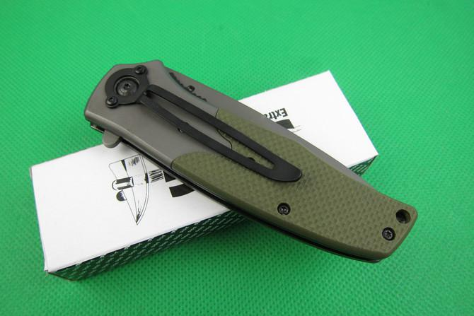 SOG FA02 Fast-open knife Outdoor survival folding knife Camping hiking Rescue knife knives New in original box package