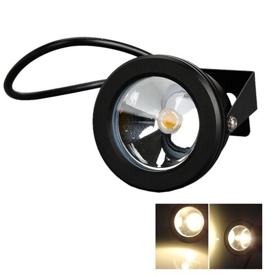 10 ADET Sıcak / Soğuk Beyaz 10 W 12 V LED Sualtı Çeşmesi Işık Yüzme Havuzu Gölet Su Geçirmez Balık Tankı Akvaryum LED Işık Lamba