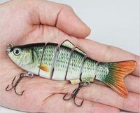 Wholesale trulinoya fishing lures for sale - 1PCS Artificial Lures Segment Swimbait Crank Bait Hard Bait g cm Fishing Lure Trulinoya