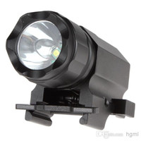 Venta al por mayor - Securitylng 600 Lumen CREE XPG R5 Tactical LED Linterna Linterna Linterna LED Flahlight LED Tormenta P05 Luz de flash de aluminio LEF_SH0