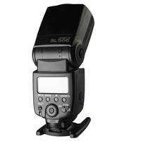 Wholesale Travor SL566 Flash Speedlite Wireless Flash Slave For Canon For Nikon Competitive Speed Light