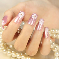Wholesale Tips For Acrylics Nails - Wholesale-MN-min order $10 Adorable false nails tips for sale,acrylic false nails art display,acrylic photo manicure tips.Free shipping