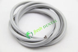 Wholesale Dental Pipe Tube - dental handpiece tube 4 hole connecting handpiece tubing dental materials apparats handpiece compound pipe connector handpiece tube