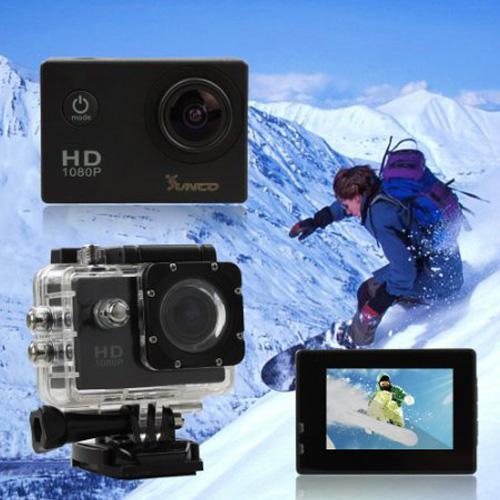 Оригинал SJ4000 Водонепроницаемый Спорт DV HD видеокамера Gopro Стиль НОВАТЭК 1080P 30fps H.264 12MP 1,5-дюймовый ЖК-170 ° АВТОМОБИЛЬ DVR