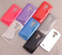 Wholesale Nexus S Covers - Tpu S Line S-Line Case For Google LG Nexus 4 5 G2 G3 F70 L40 L70 L90 L80 Gel Tpu S Line S-Line Silicone Back Case Cover Skin by dhl