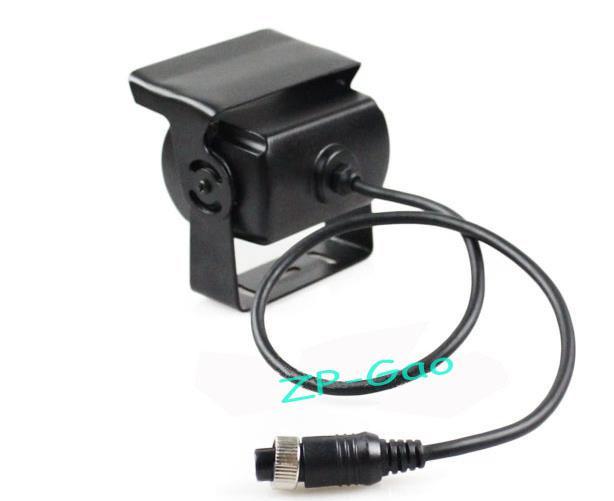 2x 4pin 18 LED IR Auto Umkehrung Kamera frei 15m Kabel + 9