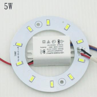 PROMOTION 5W 12W 15W 18W 23W SMD 5730 Ceiling Circular Magnetic Light Lamp AC85-265V AC220V Round Ring LED Panel board with Magnet