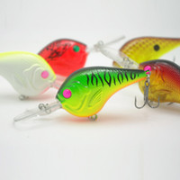 Fishing Lure Crankbait 95mm 11g Deep Dive Crank Baits Artifi...