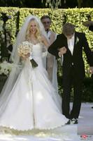 Wholesale Double Layer Long Veils - Hot Sale Long bride wedding veil double layer train veil customize long design 3 meters yarn