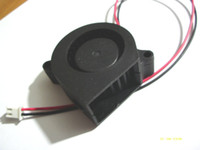 Wholesale 12v blower fan computer - Ultra quiet DC S V Brushless Cooling Blower Fan