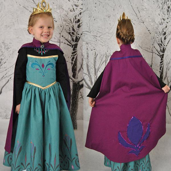 2018 Frozen Dress Elsa Coronation Dress Elsa CostumesFrozen Childrenu0027S Cosplay Dresses For GirlsChildren Party DressGirls Clothes From Alisoncxy ...  sc 1 st  DHgate.com & 2018 Frozen Dress Elsa Coronation Dress Elsa CostumesFrozen ...