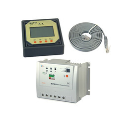 Wholesale Tracer Controller - LJP801-4 MPPT 20A Solar Charge controllers Tracer 2215RN with MT-5 remote meter, 20A150VDC MPPT Solar regulator solar system