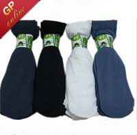 Wholesale Bamboo Ankle Sock - Bamboo Charcoal Cheap Mens Socks of Big Size Stockings for Men's Socks, Free Shipping