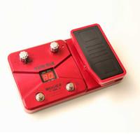 pedal de efectos de guitarra cuadro al por mayor-Original Boutique Mooer vem box efectos de guitarra con pedal rojo Procesador multiefectos vocal envío gratis