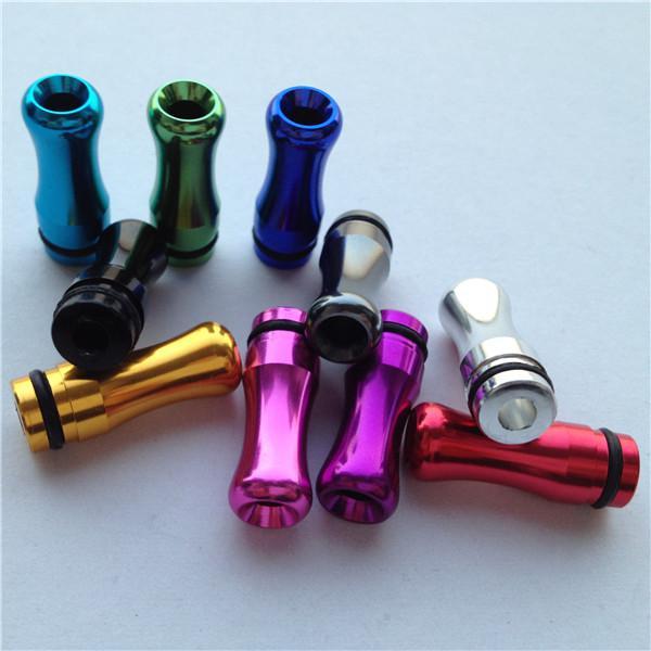 الملونة 510 rainbow بالتنقيط نصائح أبواق معدنية ل 510 dct ce5 ce6 نوفا البخاخة clearomizer السيجارة الإلكترونية