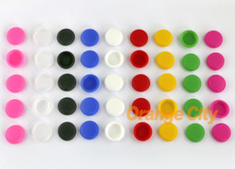 Wholesale Silicone Joystick Covers - Free shipping Silicone Thumb Stick Grip Cap Cover joystick case for xbox360 XBOXONE ps4 ps3 wii nintendo one-made in china