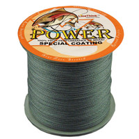 Wholesale Super Ocean - 1000M SUPER Strong Japanese Braided Multifilament fishing line POWER Fishing Line 10 20 30 40 50 60 80 100LB 1000m braided fishing line