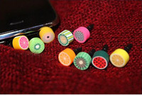 Wholesale Headphone Jack Dust Plugs - 3.5mm mobile smart cell-phone earphones headphones jack dust cap plug for iPhone