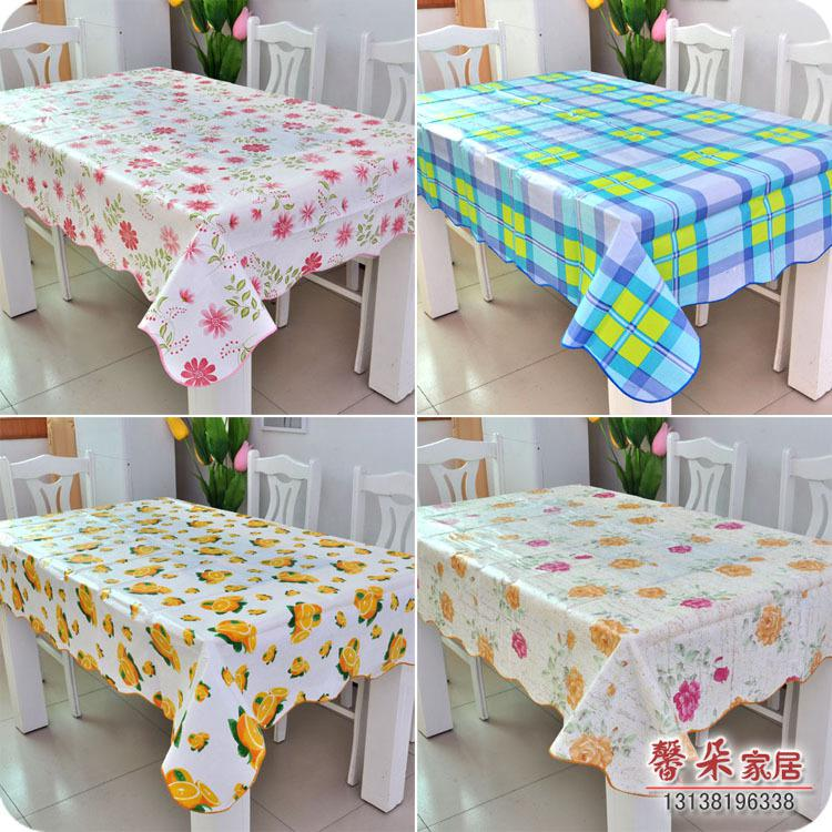 supply wholesale pvc plastic tablecloth waterproof oil coffee