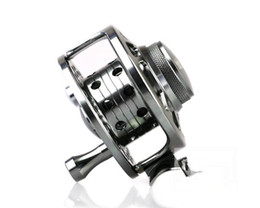 Wholesale Fishing Rafts - ALM60 Fly Fishing Reels Front End Raft Fish Line Wheel Metal Reel With Drag Load