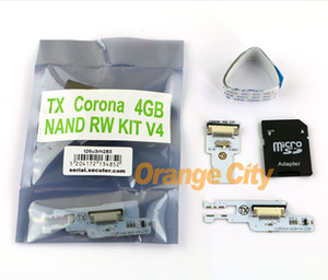 TX CORONA 4GB NAND RW KIT 4GB SD For Xbox 360 (QSB V4) OEM CHINA