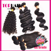 "Wholesale Extension Sample Color - Sample Order Epacket Free Shipping 1pc Brazilian Hair Weave Body Wave Straight Loose Wavy Curly 8""-30"" Remy Human Hair Extensions 6A Grade"