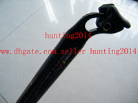 Wholesale post carbon - Carbon Fiber seatpost carbon bicycle seatpost carbon bike seat post parts 27.2 30.9 31.6 34.9*400mm+free shipping