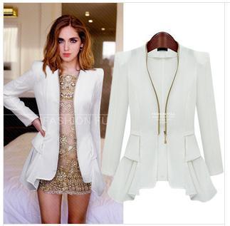 2017 2014 Hot Sale Fashion Women Blazers Spring Autumn Elegant ...