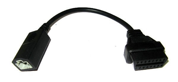 For Honda 3Pin OBD OBD2 Lead Cable 3 Pin Socket With Your Existing 16 Pin OBD2 Tool Diagnostic Cables