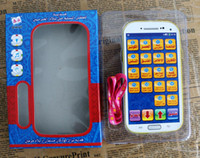 Wholesale Learn Arabic For Kids - Arabic Language Learning Machine islamic toys with 18 section Koran,toys phone educational toys for Muslim kids with light,3 colors mixed