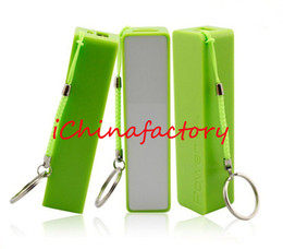 Wholesale External Battery Perfume - 2600mAh Power Bank Charger Portable Perfume 2600 mah Mobile Phone USB PowerBank External Backup Battery Chargers for Samsung iPhone HTC MP3