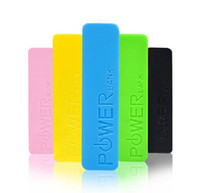 USB powerbank 2600mAh Perfume Power Bank Charger Portable Ex...
