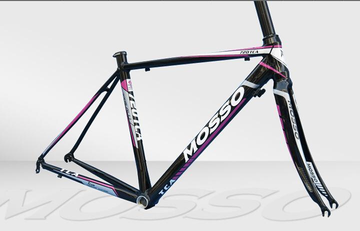 Mosso 720tca Road Bike 700c Frame Ultralight Aluminum Alloy Racing ...